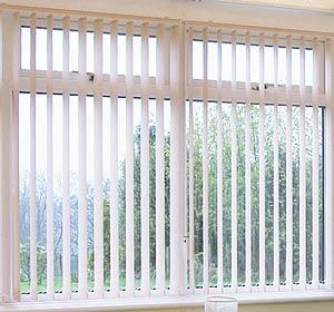 Diamorfosi vertical blinds